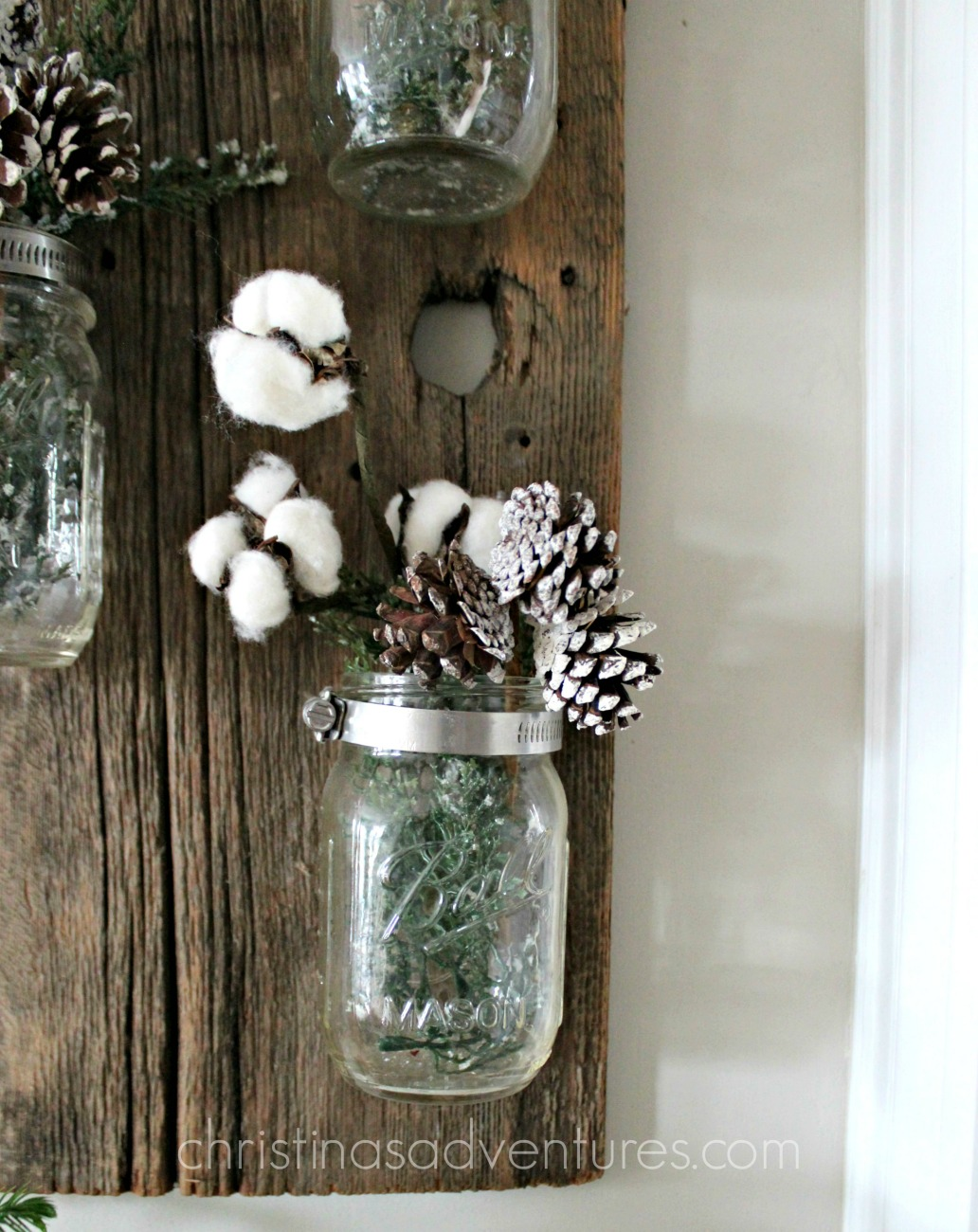 Transitioning From Christmas To Winter Decor Christinas Adventures