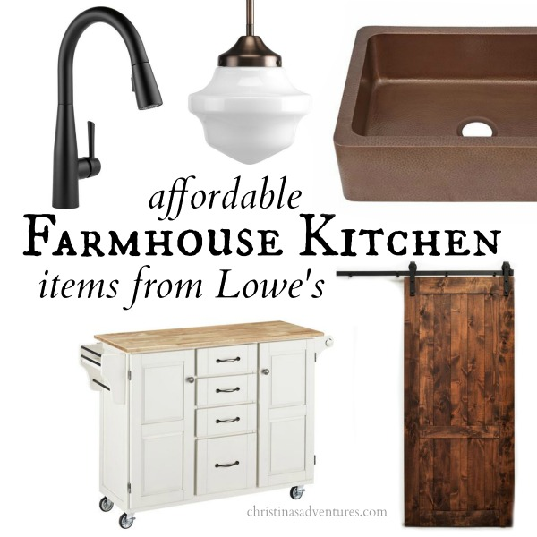 Affordable Kitchen Design Elements