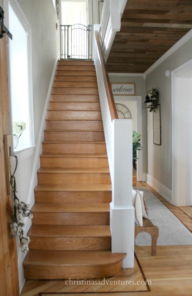 The Reality Of Wood Stairs