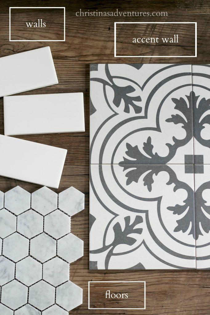 Bathroom Tile Layout Planner : Affordable bathroom tile designs christinas adventures