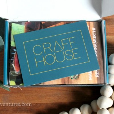 DIY wine toppers with Craff House