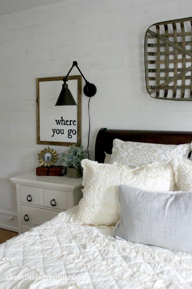 home decor christinas adventures. Black Bedroom Furniture Sets. Home Design Ideas