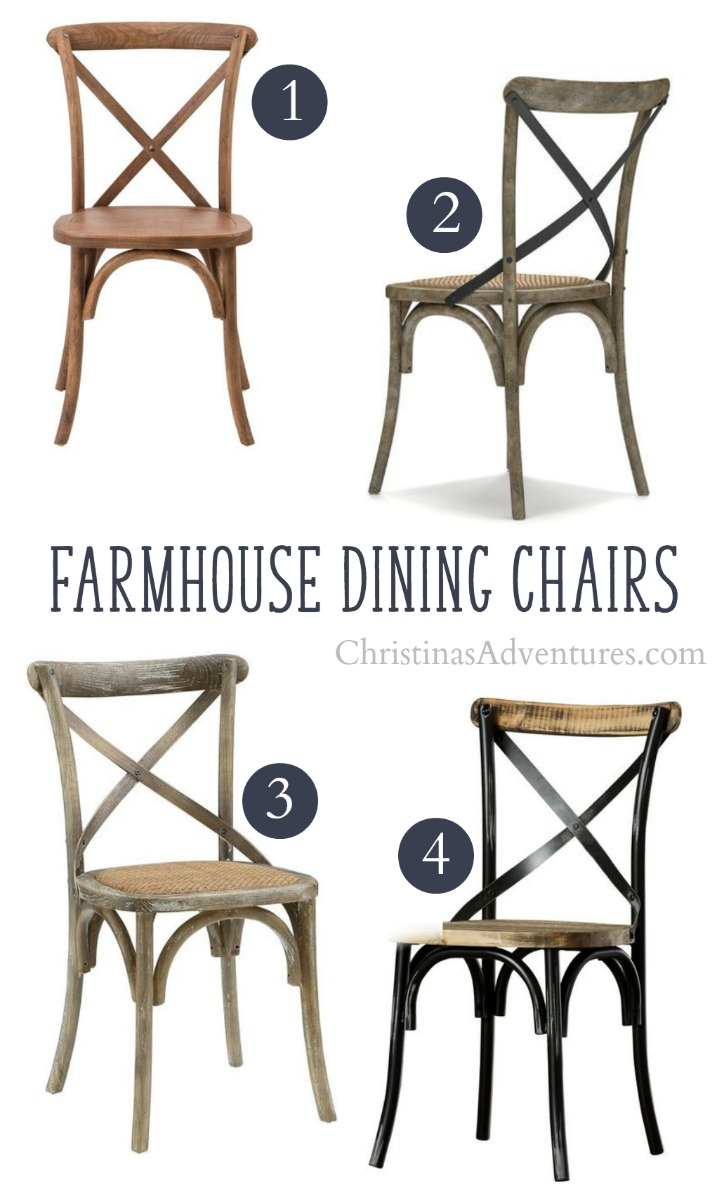 where to buy solid wood farmhouse dining chairs online