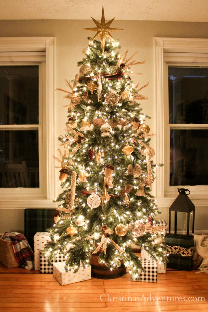 i hope this helped inspire you to mix elements of different decor styles this christmas and to convince you to at least consider an artificial tree