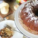 Thanksgiving dessert: chocolate chip pound cake recipe