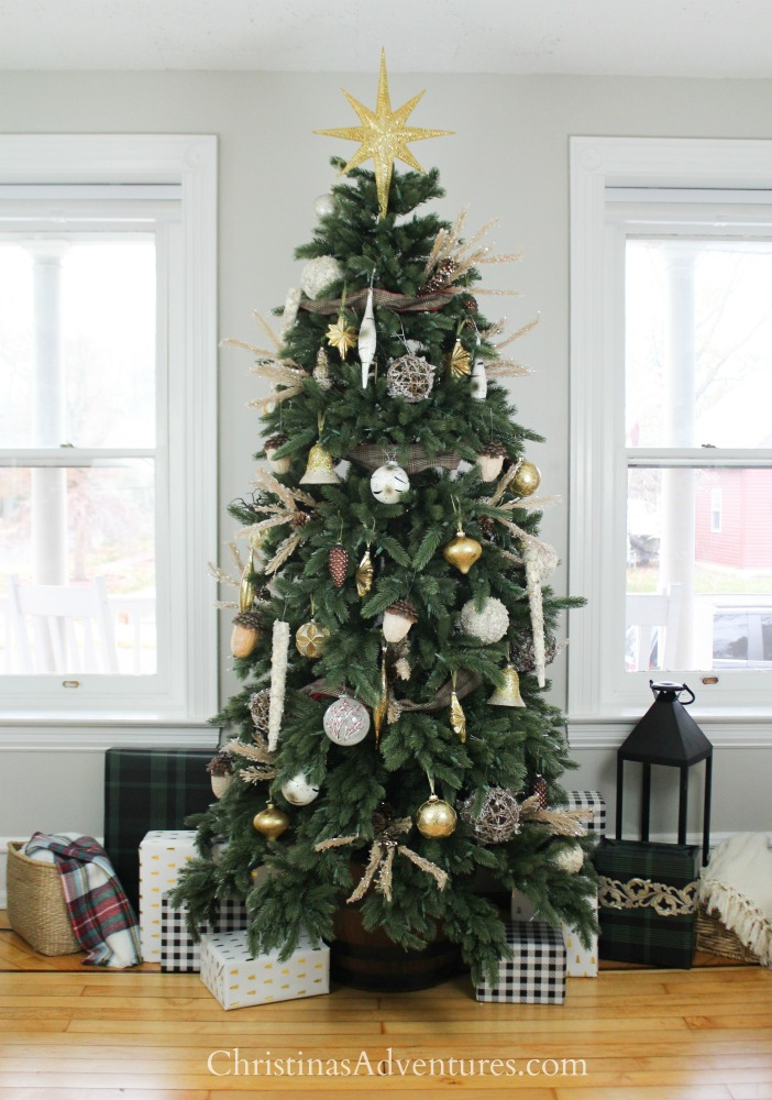 Glam Christmas Tree