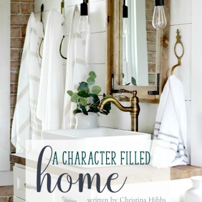 A Character Filled Home