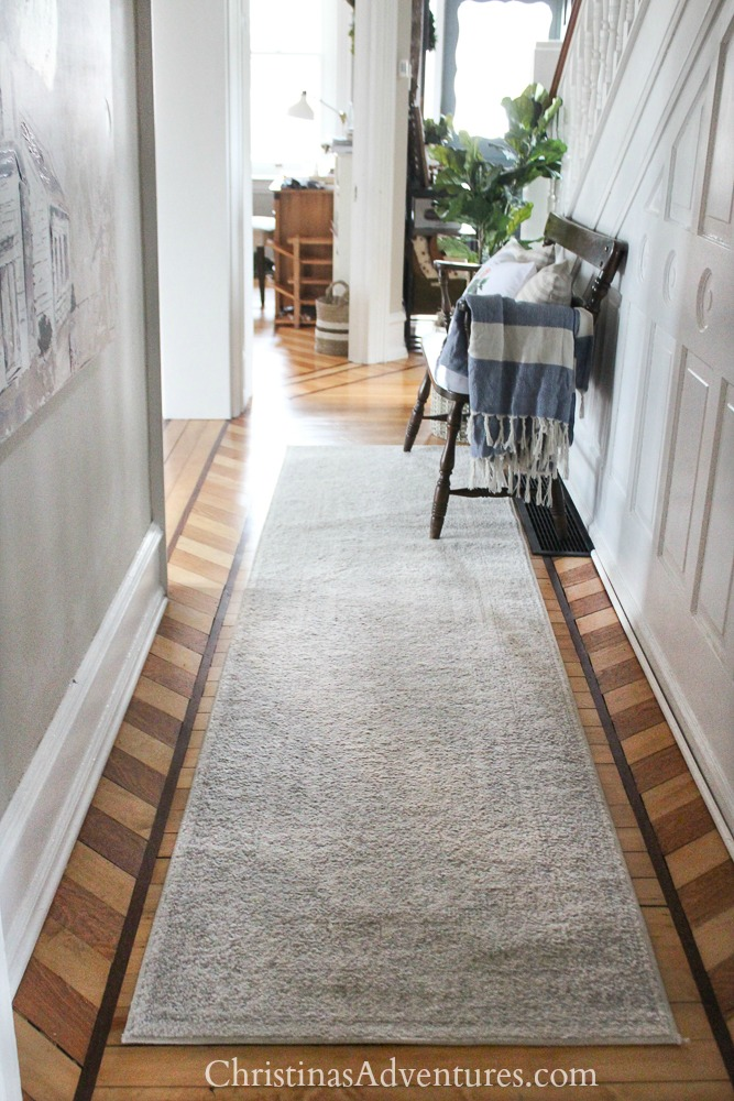 best places to buy affordable vintage inspired hallway runners