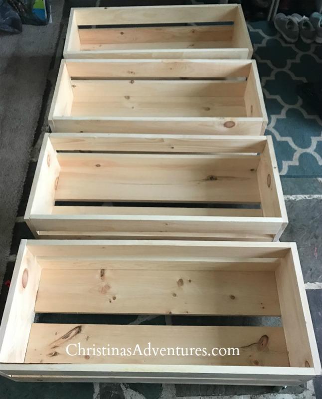 Wood Storage Bo