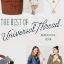 Best picks from Target's Universal Thread line