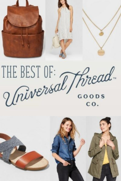 the best picks from Target's Universal Thread line