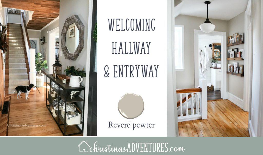 Christinas Adventures hallway