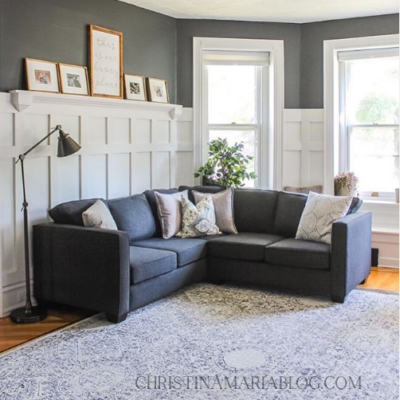 Decorate your home: living room design