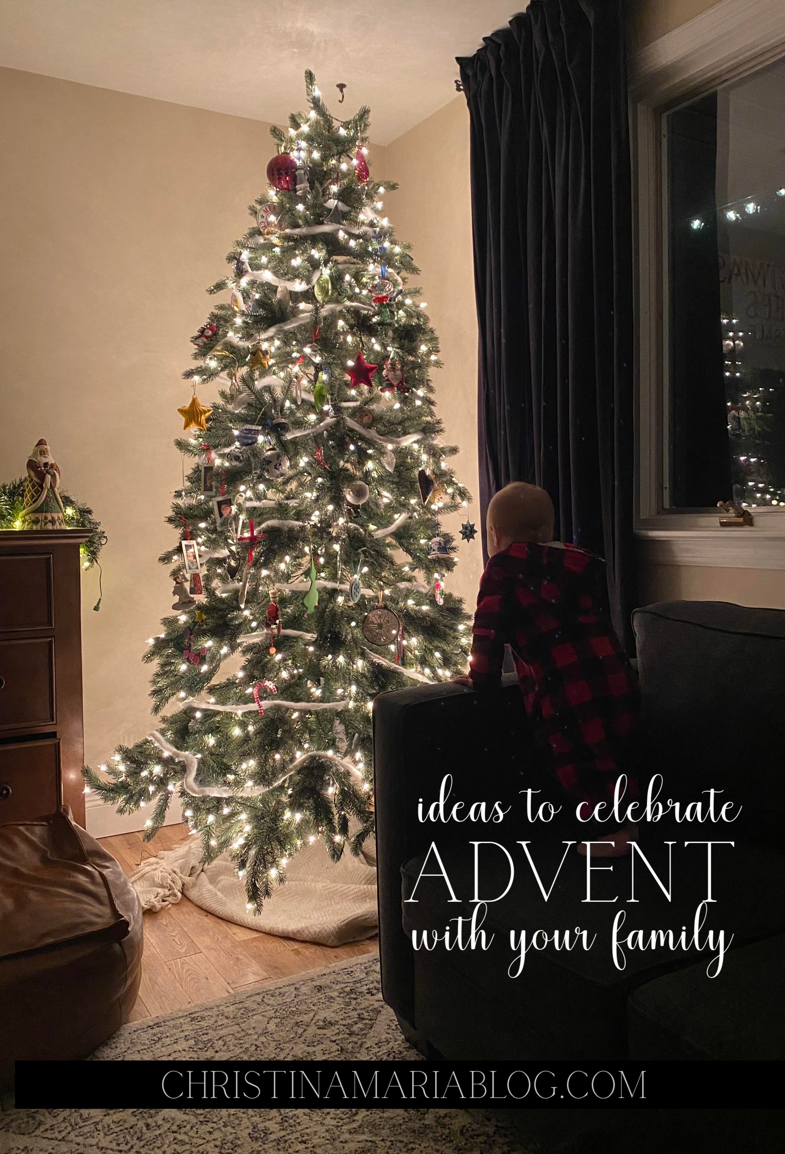 Advent ideas for kids (without adding more STUFF)