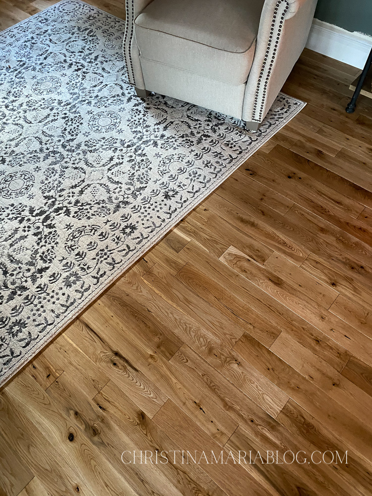 Our new wood flooring : why we chose them, how much they cost and all the pictures