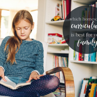 Home school curriculum : best advice from moms