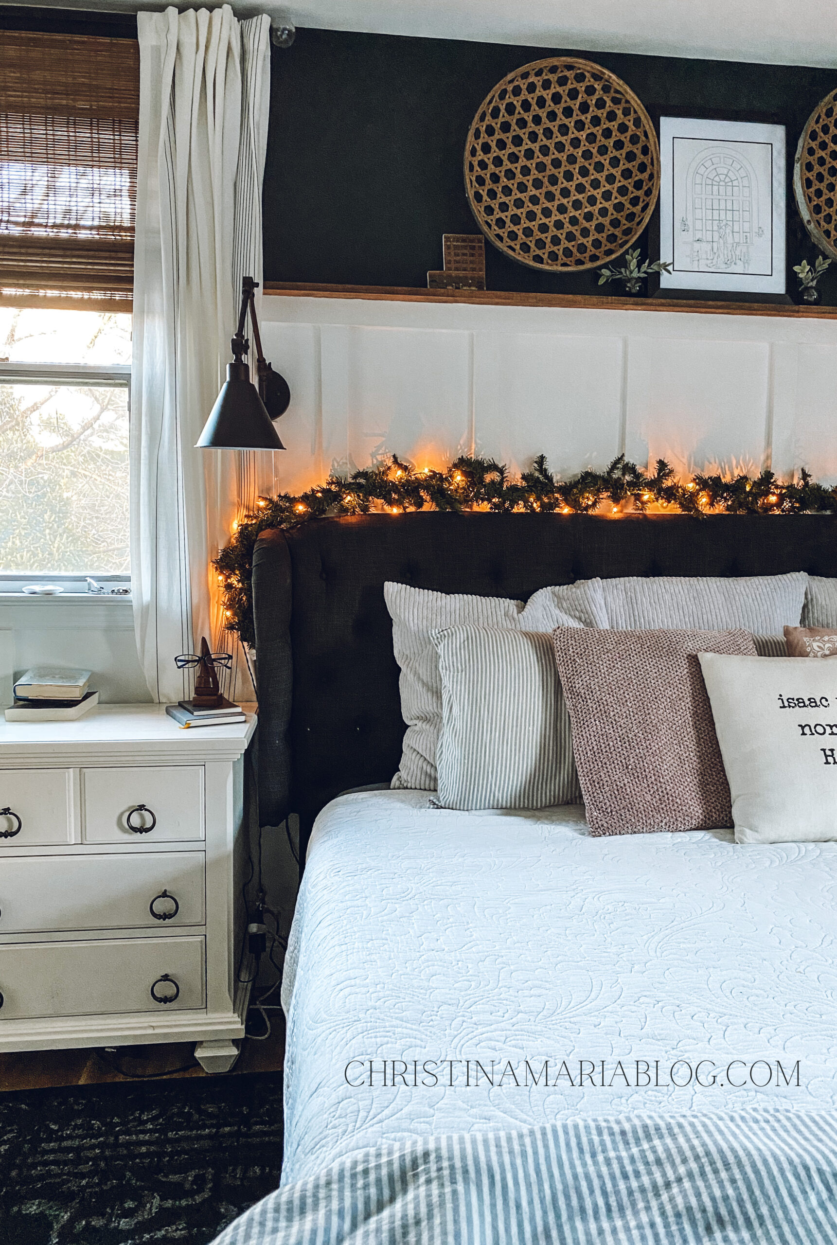 Cozy Christmas decorating tips