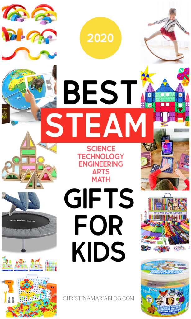 Best STEAM gifts for kids