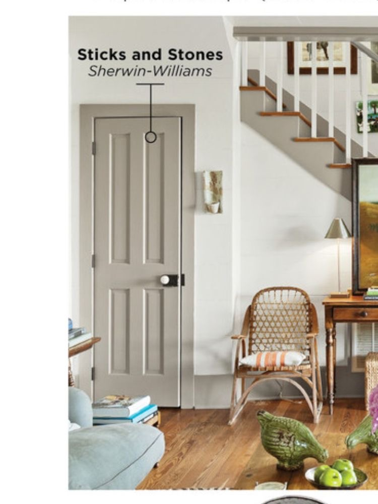 sticks and stones sherwin williams
