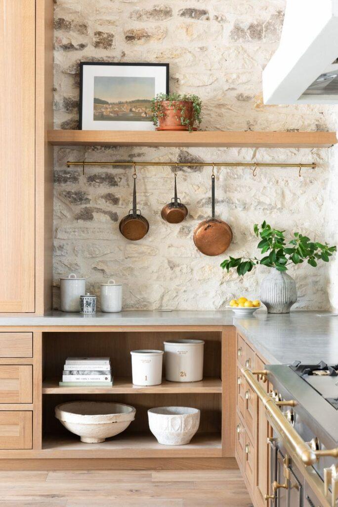 Joanna Gaines Magnolia kitchen