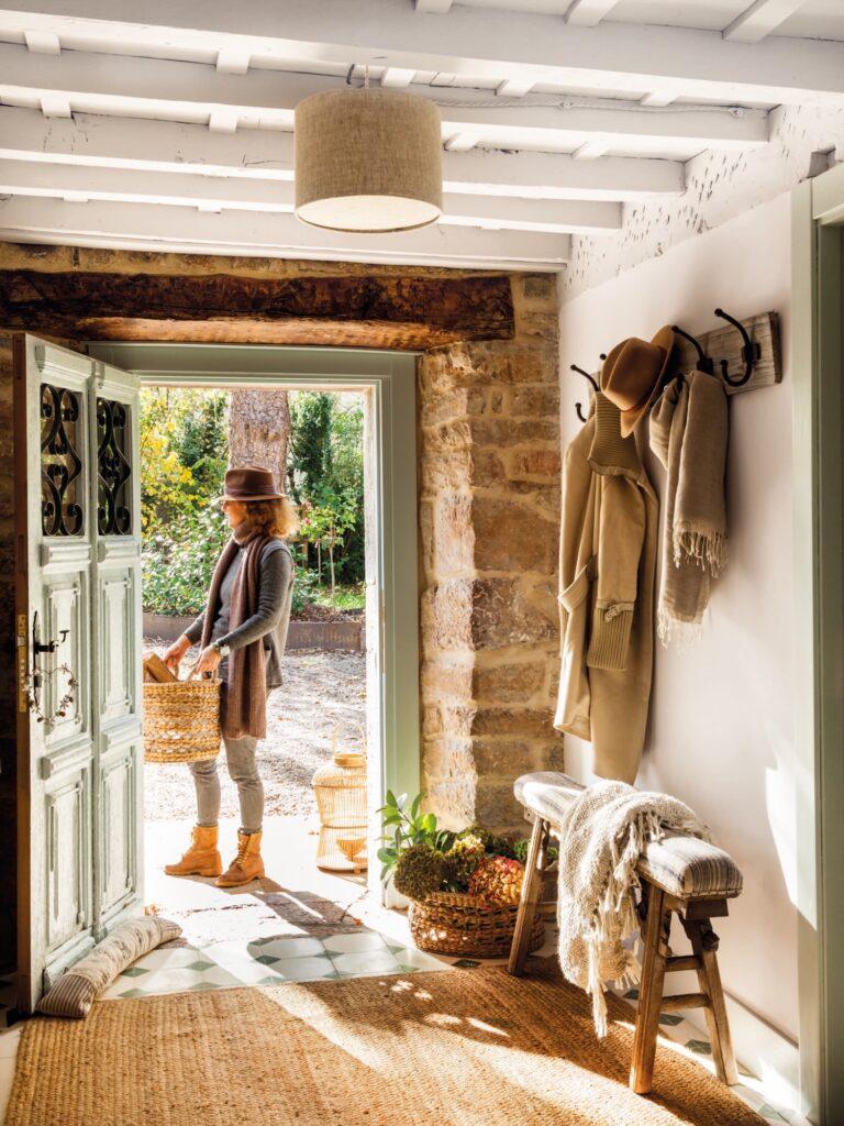 European cottage home decor inspiration