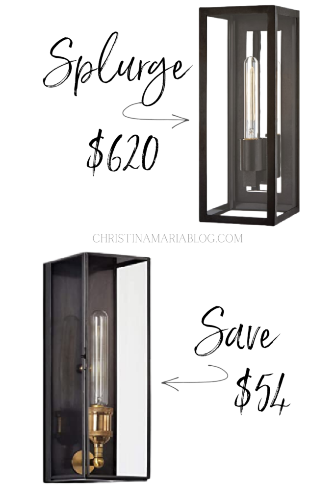 affordable outdoor light options