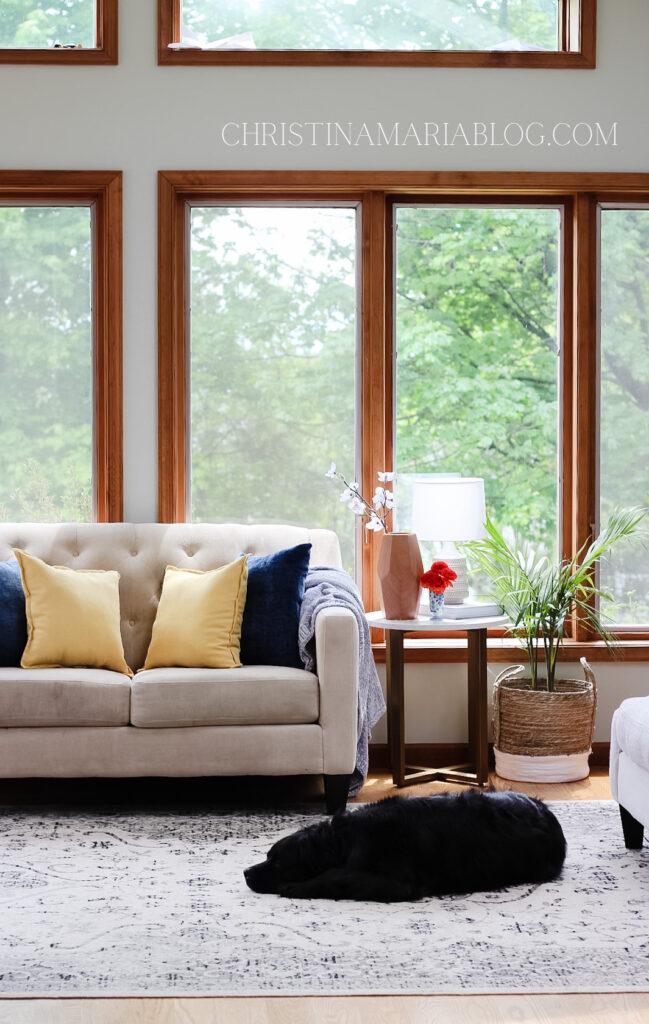 sunroom decor for summer