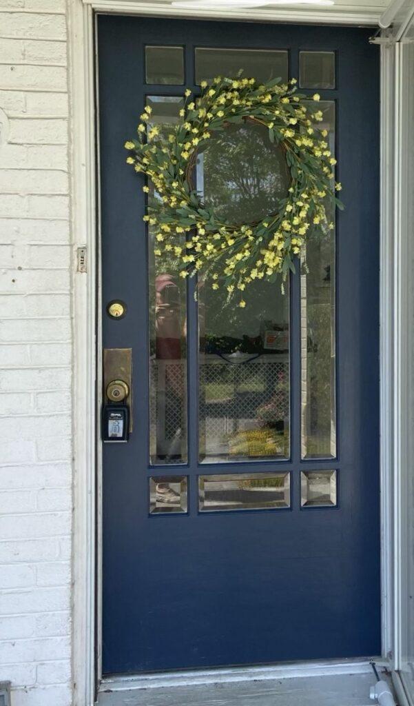 hale navy front door