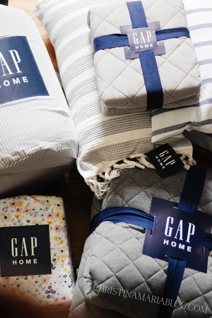 Gap Home bedding